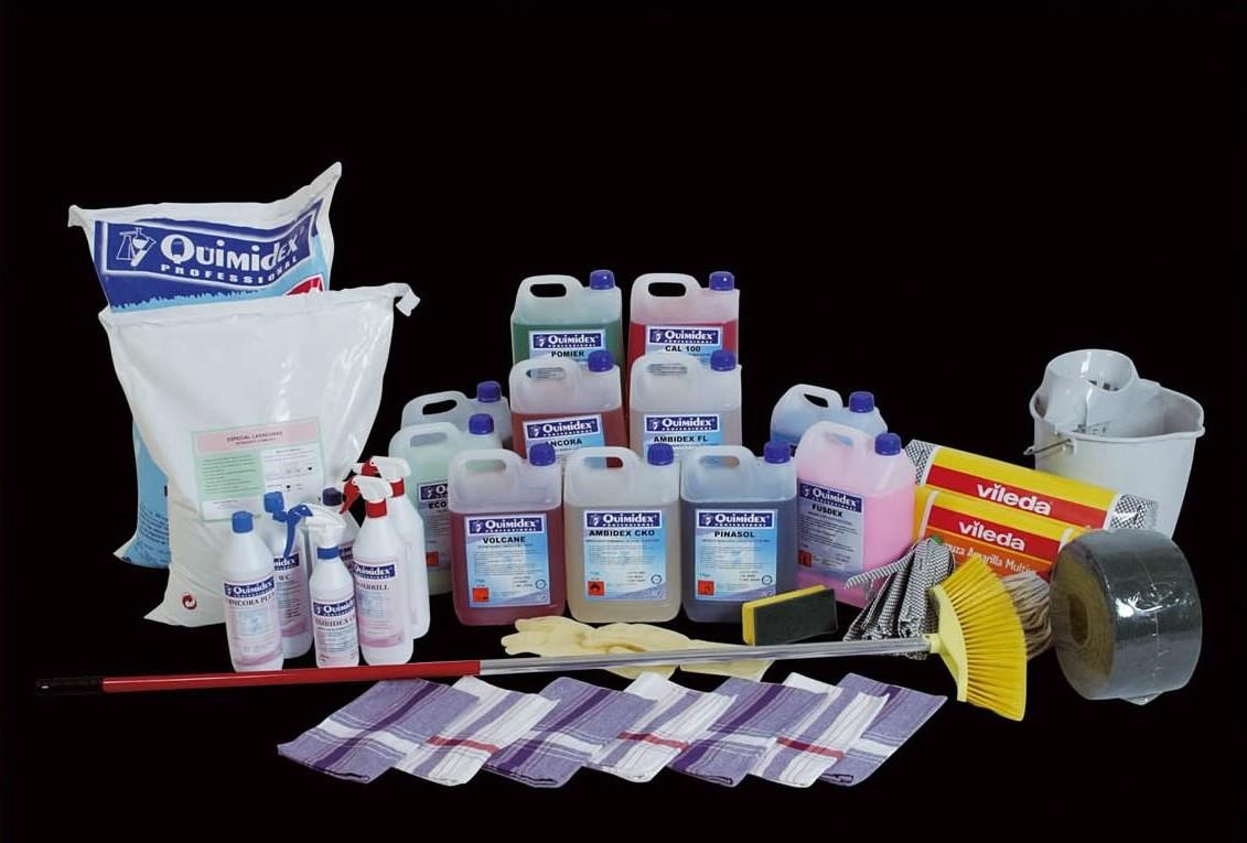 Proveedores de materiales de limpieza materiales for Proveedores material de oficina
