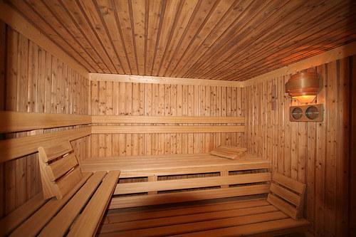 Imagenes De Baño Sauna:Sauna De Madera