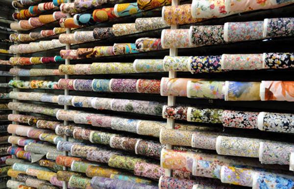 El taller de anitadinamita algunas tiendas en madrid - Telas salamanca ...